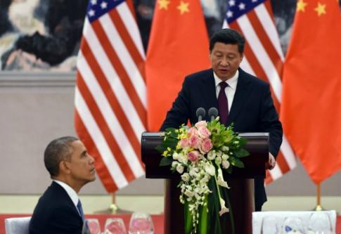 CHINE USA