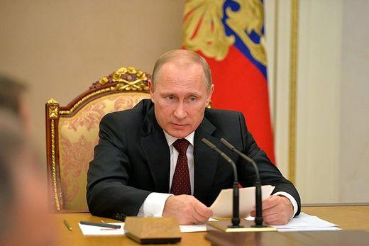 Stratégie de puissance russe dans le cyberespace