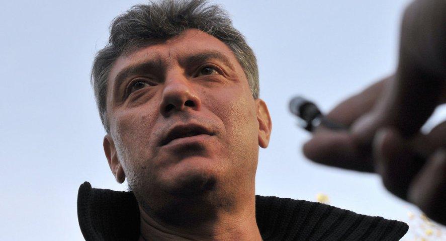 BORIS NEMTSOV OPP RUSSE