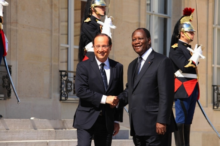 OUATTARA HOLLANDE