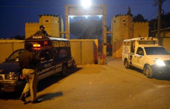PAKISTAN PRISONS P MORT