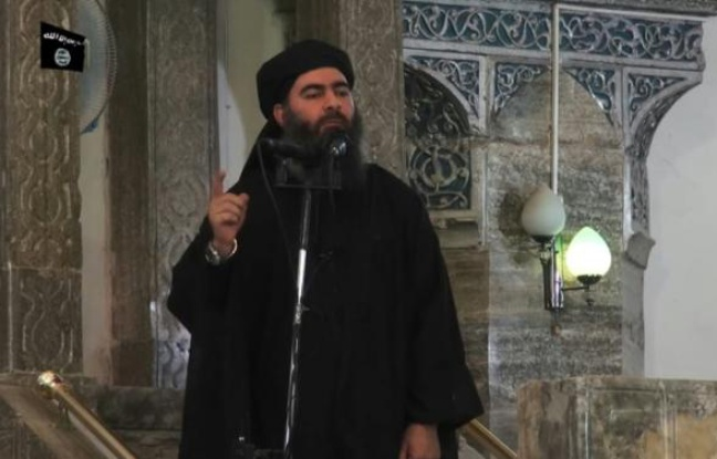 ETAT ISLAMIQUE CHEF ABU BAKR AL BAGHADI