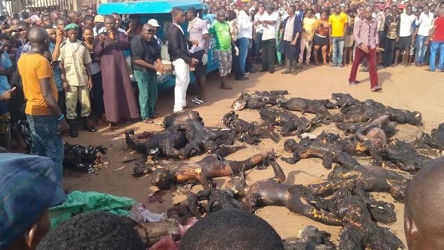 NIGERIA EXPLOSION 2
