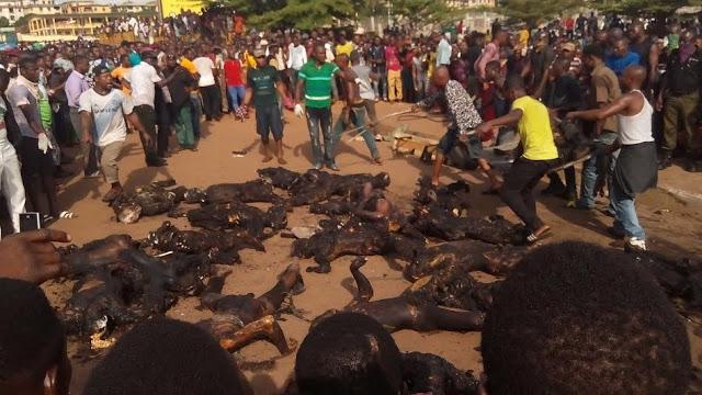 NIGERIA EXPLOSION 3