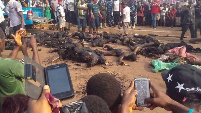 NIGERIA EXPLOSION 4