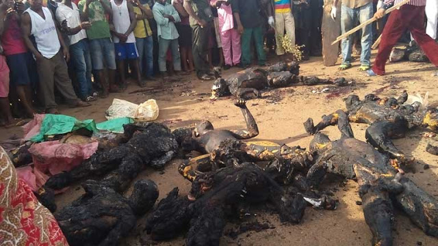 NIGERIA EXPLOSION 5