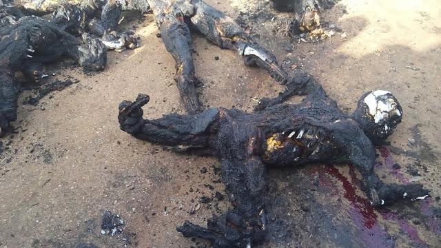 NIGERIA EXPLOSION 7