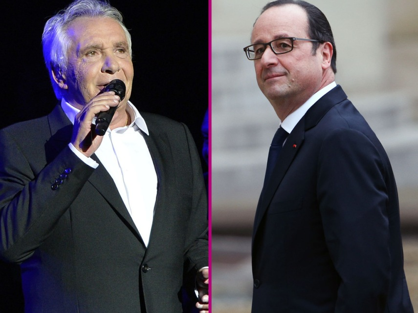 MICHEL SARDOU HOLLANDE
