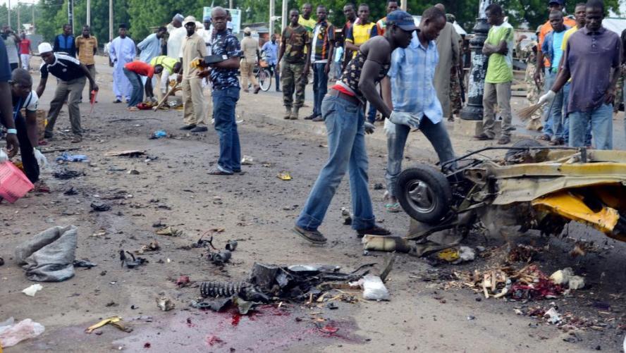 NIGERIA ATTENTAT BOKO H