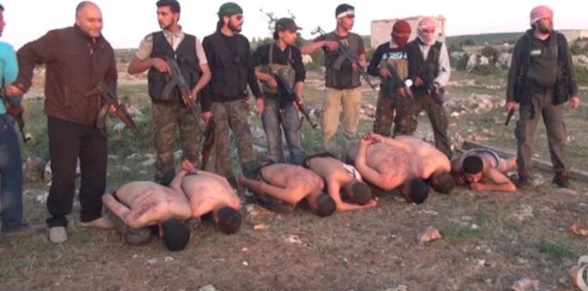SYRIE TERRORISTES MODERES