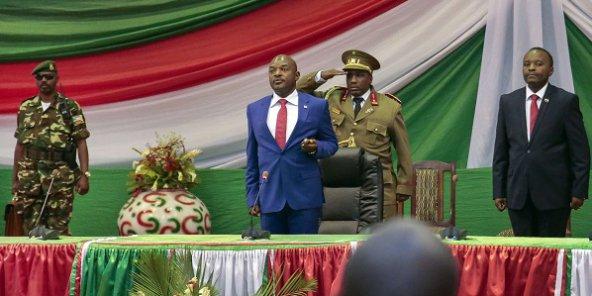 BURUNDI REFUS UNION AFRICAINE FORCE