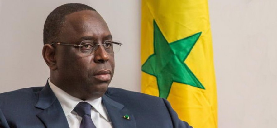 MACKY SALL OCCIDENT LIBYE