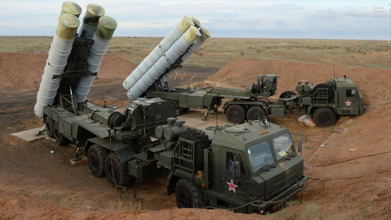 S-400 RUSSE OUEST RUSSIE
