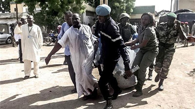 CAMEROUN BOKO HARAM FILLE KAMIKAZE