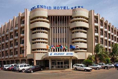 HOTEL SPLENDID OUAGADOUGOU