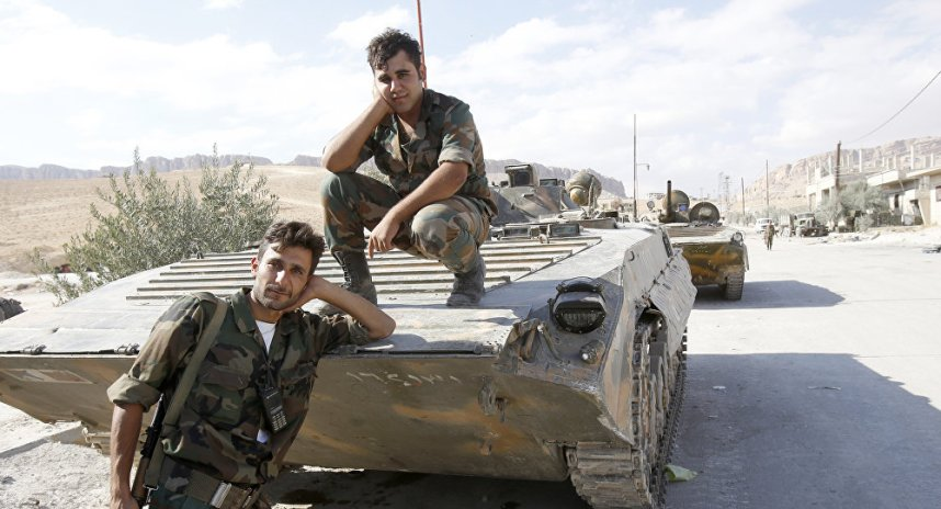 ARMEMENTS RUSSES SYRIE