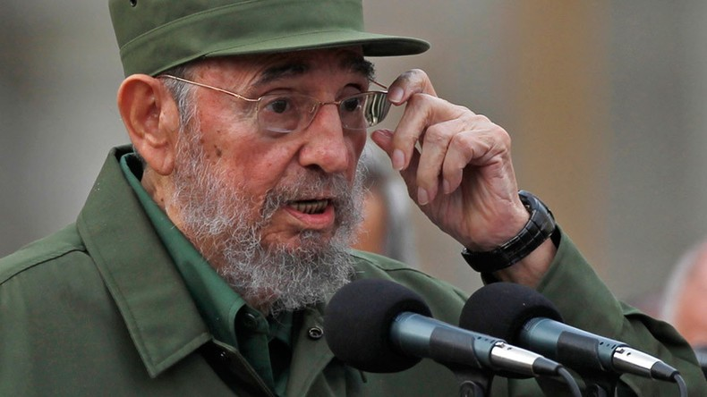 FIDEL CASTRO CRITIQUE OBAMA