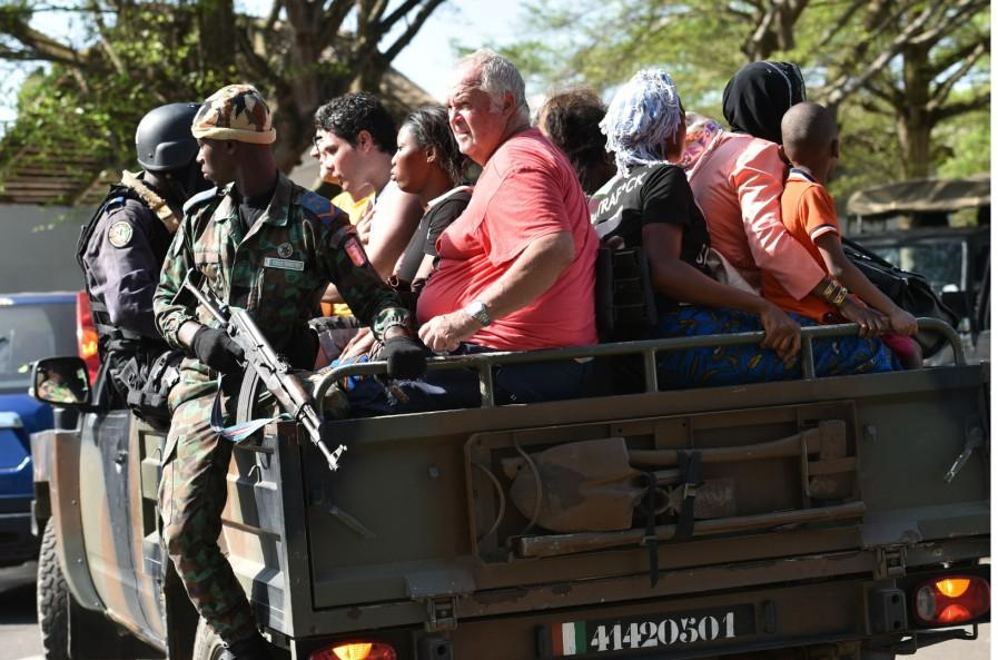 GRAND BASSAM ATTAQUE TERRORISTES