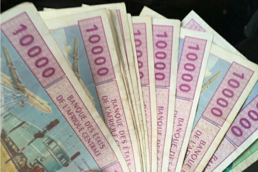 BEAC 10.000 FCFA