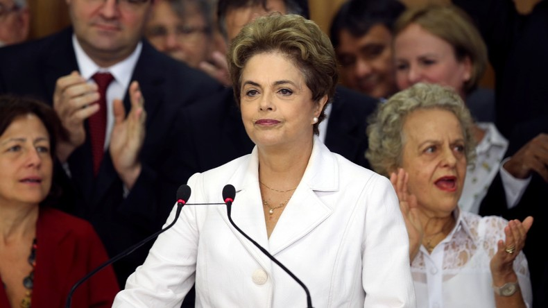 DILMA ROUSSEF COMPLOT USA