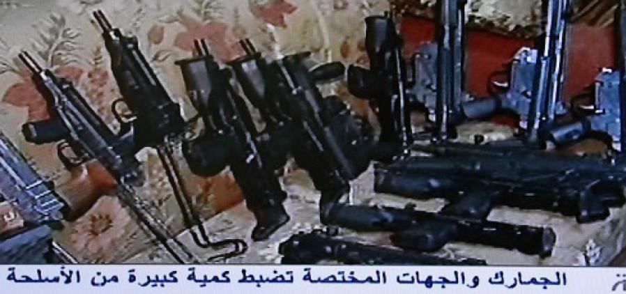 ARMES LIBYENS 2