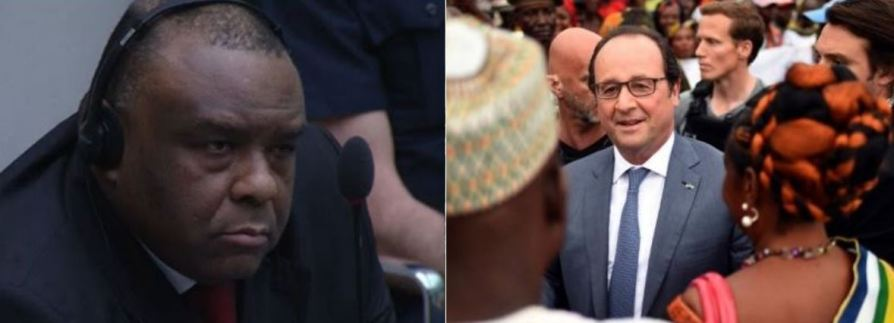 BEMBA ET HOLLANDE