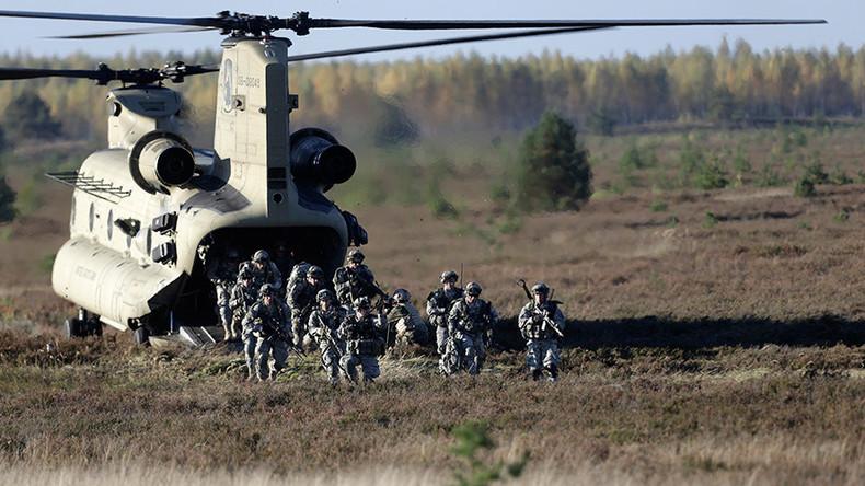OTAN FRONTIERE RUSSIE