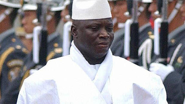 YAHYA JAMMEH INTERVIEW
