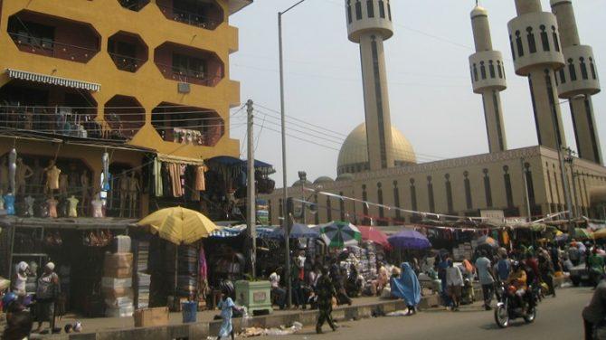 EGLISE MOSQUEE NIGERIA
